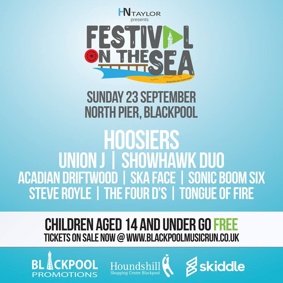BUCKET COLLECTORS REQUIRED for Festival on The Sea