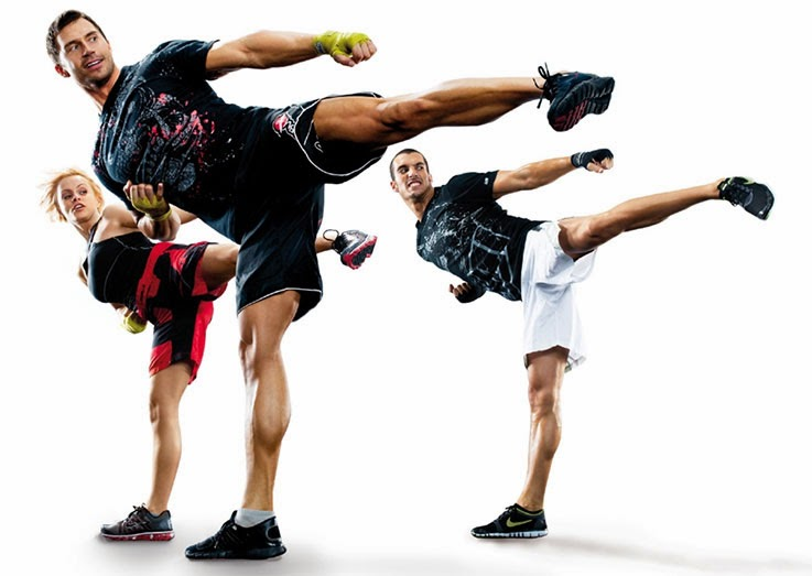 Les Mills Body Combat Instructor YMCA Lytham