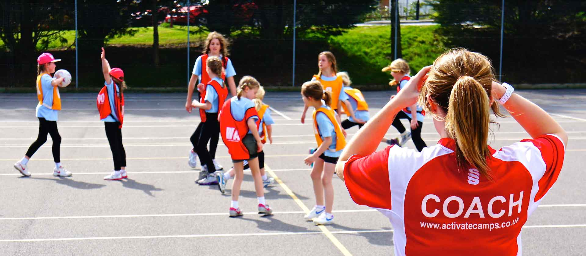 Assistant Junior Netball Coach – YMCA Ansdell