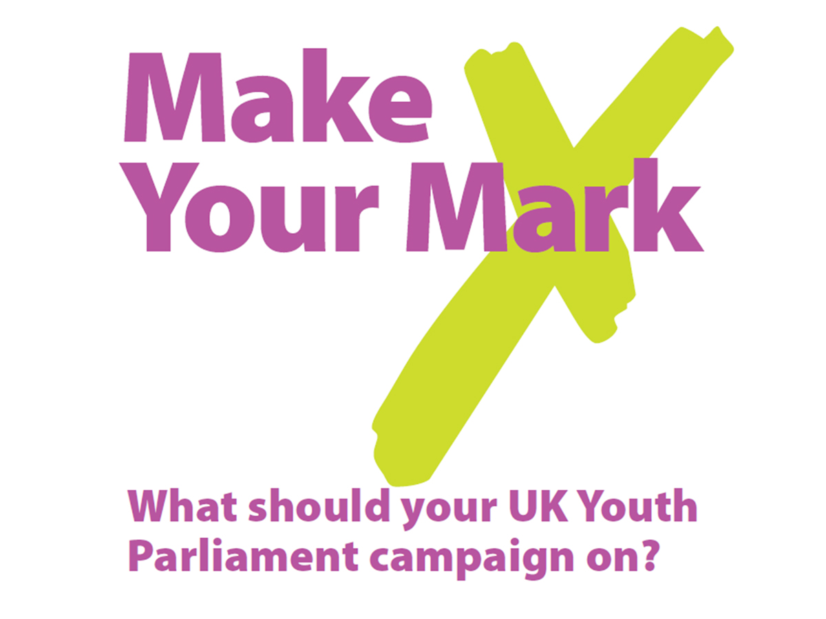 Calling 11-18 year olds living in Blackpool – Make your Mark – Vote now