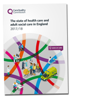 State of Care – Care Quality Commission Report