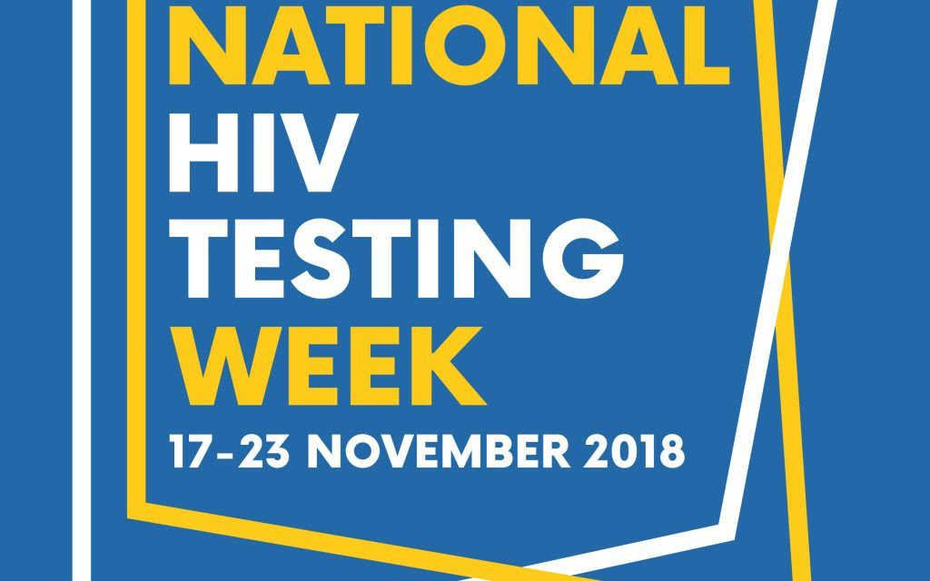 National HIV Testing Week 2018