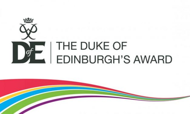 URPOTENTIAL AWARDED FUNDING FOR DofE PROJECT