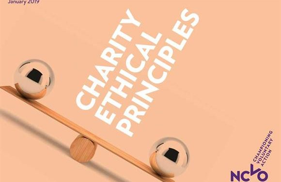 NCVO publishes guidance on ethical behaviour