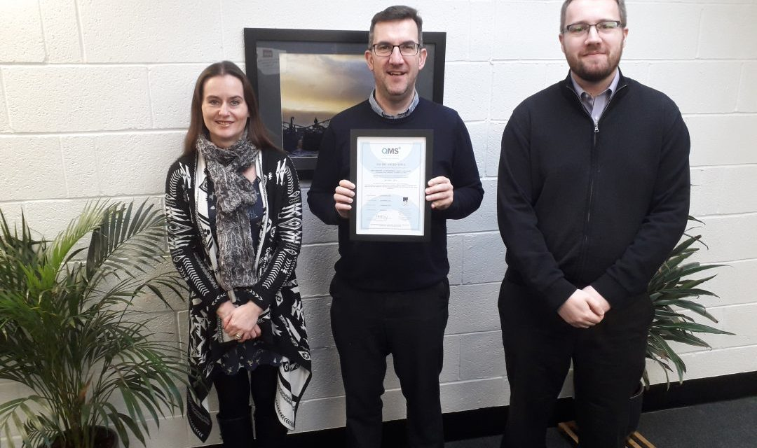 Empowerment is delighted to announce that we have been awarded the ISO 9001 accreditation