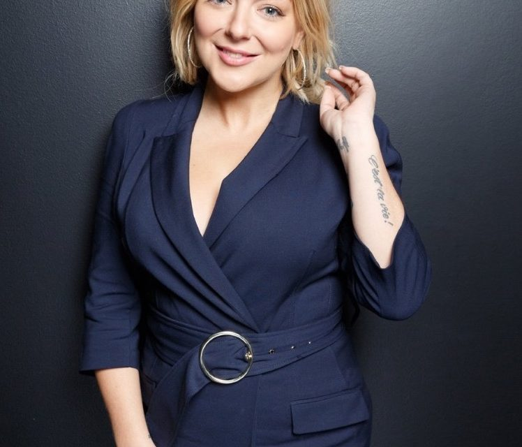 Sheridan Smith OBE – New TramShed Patron!