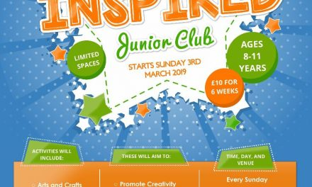 Junior Club – 8 to 11 Years