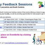 Suicide Prevention – Community Feedback Sessions: BOOKING NOW OPEN