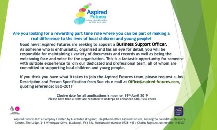 Business Support Officer