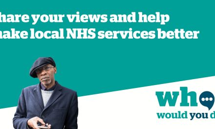Share Your Views and help make local NHS services better