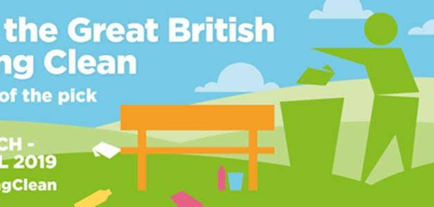 Keep Britain Tidy #LitterHeroes Ambassador volunteer applications are now open