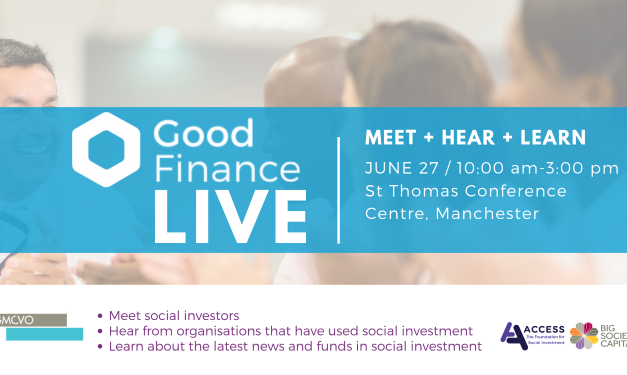 Good Finance Live – North West