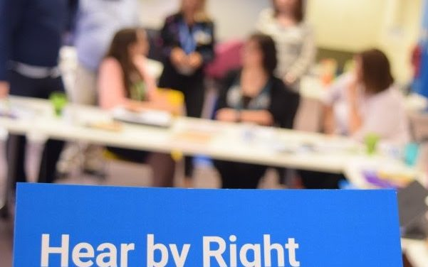 Hear by Right Youth Participation Training for youth groups and organisations