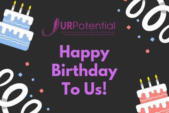 URPotential turns 9!