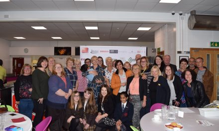 Impact of the Fylde Coast International Women's Day Festival is clear – women are empowered to take on the challenge.
