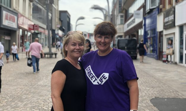 Blackpool Business Expo Announces Streetlife As Its Official Charity For 2019