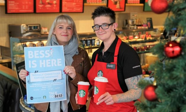 POP-UP CHATTY CAFÉ COFFEE MORNING TO HELP TACKLE  LONELINESS THIS CHRISTMAS
