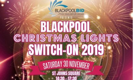 Blackpool Christmas Lights Switch on Nov 30th