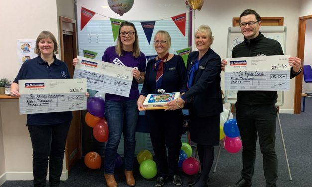 STREETLIFE BOOSTED WITH NATIONWIDE HOUSING GRANT BY £38,150