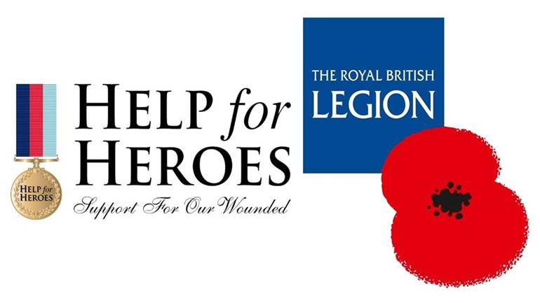 Royal British Legion Support