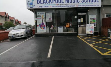Don't Stop the Music!  Blackpool Music Academy hits a significant Milestone  of 15 years