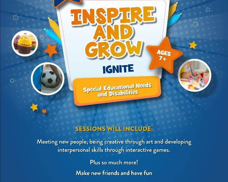IGNITE Youth Group!