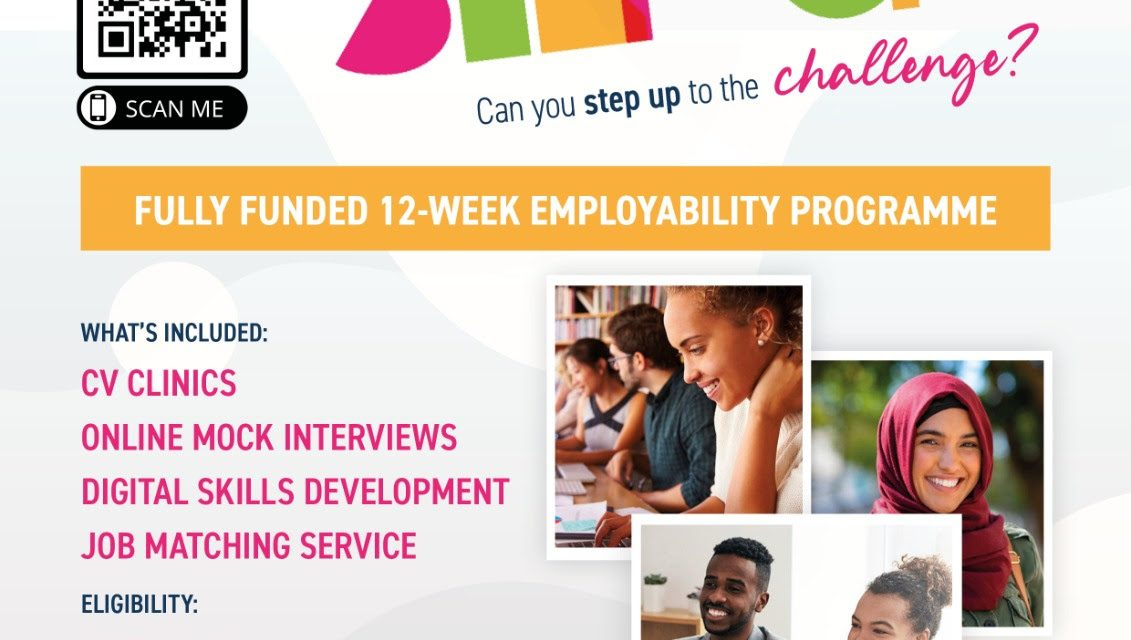 STEP UP – Youth Employment Project