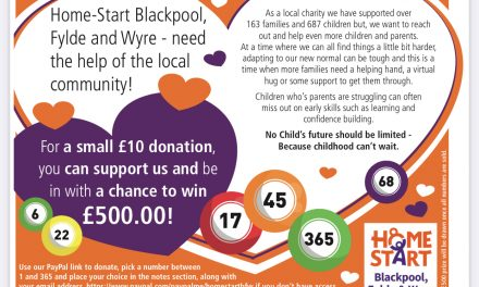 Be Inspired – Home-Start Blackpool, Fylde and Wyre