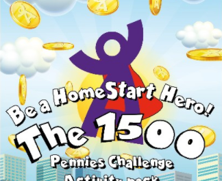 Be a Home-Start Hero – The 1500 Pennies Challenge HomeStart