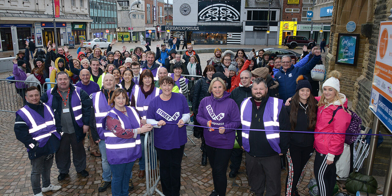 STREETLIFE'S ANNUAL  #BIGSLEEPOUT IS SET  FOR THIS OCTOBER