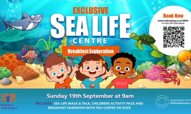 Home Start – Exclusive Breakfast Exploration at the Sealife Centre